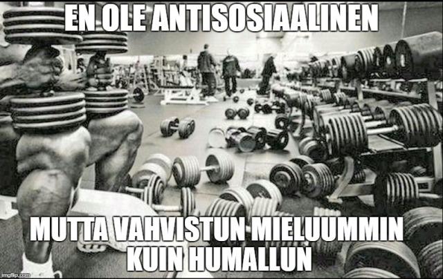 antisosiaalinen